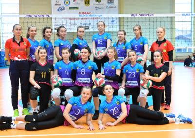 GLKS Nadarzyn - II miejsce w Mistrzostwach Mazowsza 2019/2020 - MWZPS.PL